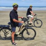 Ebikes on 90 mile beach